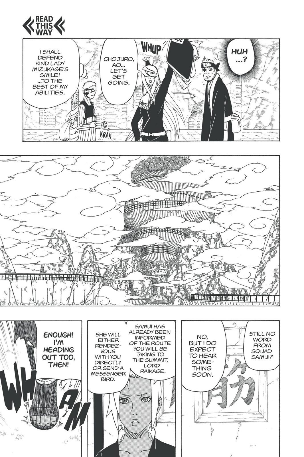 Naruto, Chapter 454 image 014