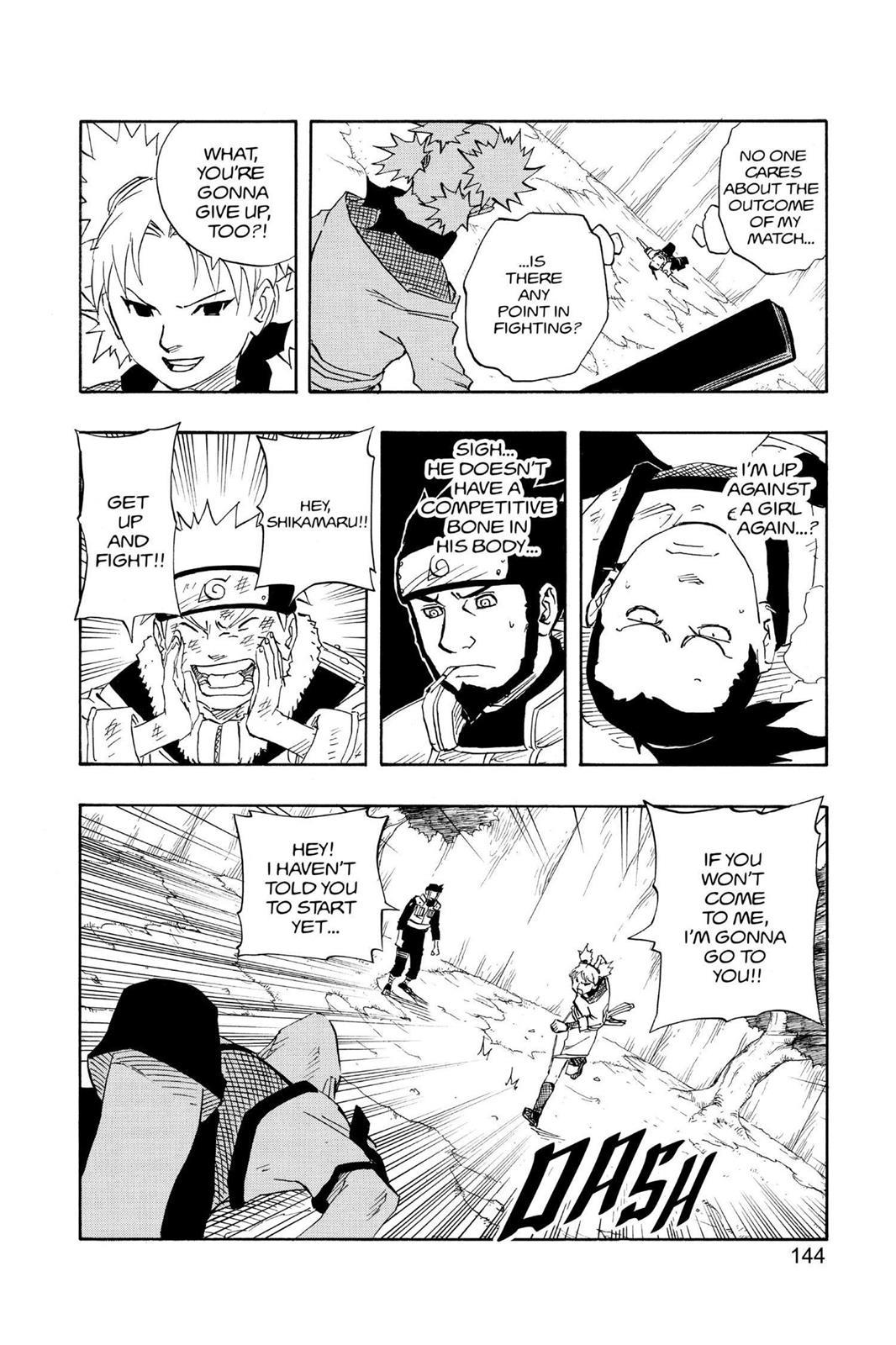 Naruto, Chapter 106 image 018