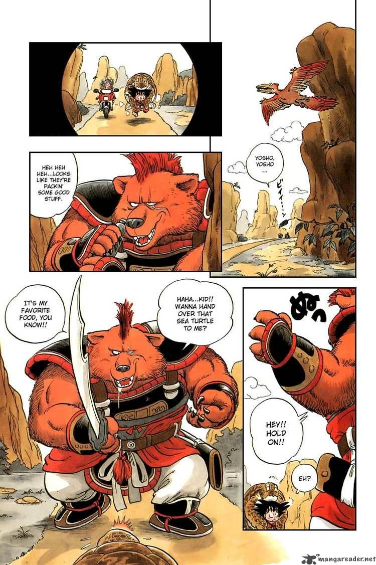 Dragon Ball, Chapter 3 image 008