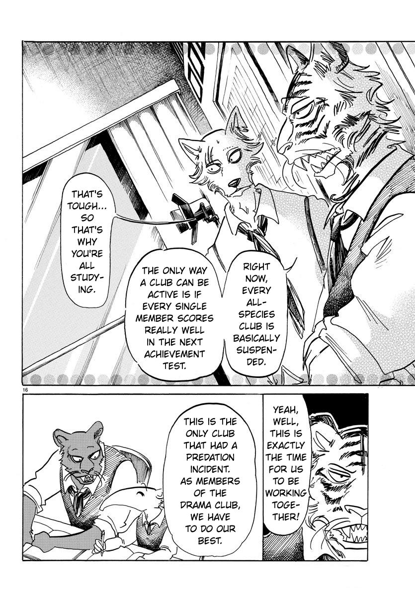 Beastars Manga, Chapter 152 image 015
