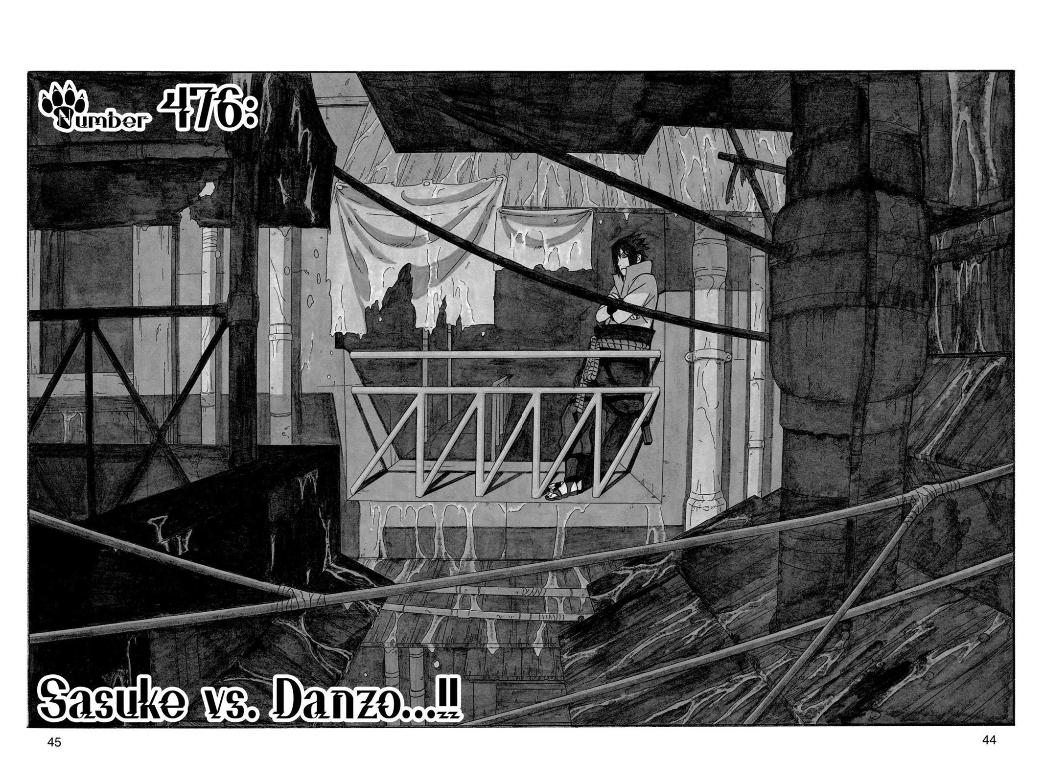 Naruto, Chapter 476 image 002