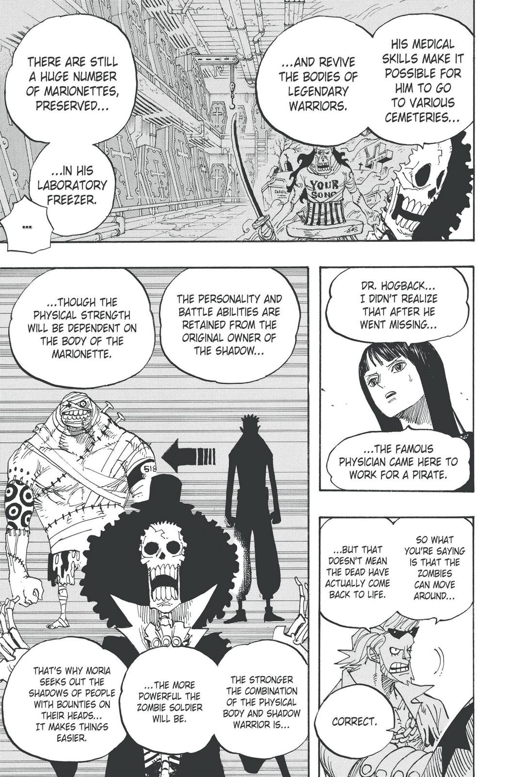 One Piece, Chapter 455 image 009