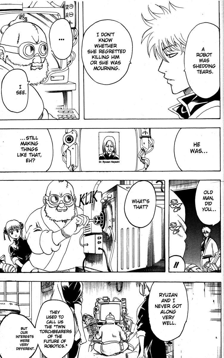 Gintama Chapter, 142 image 013