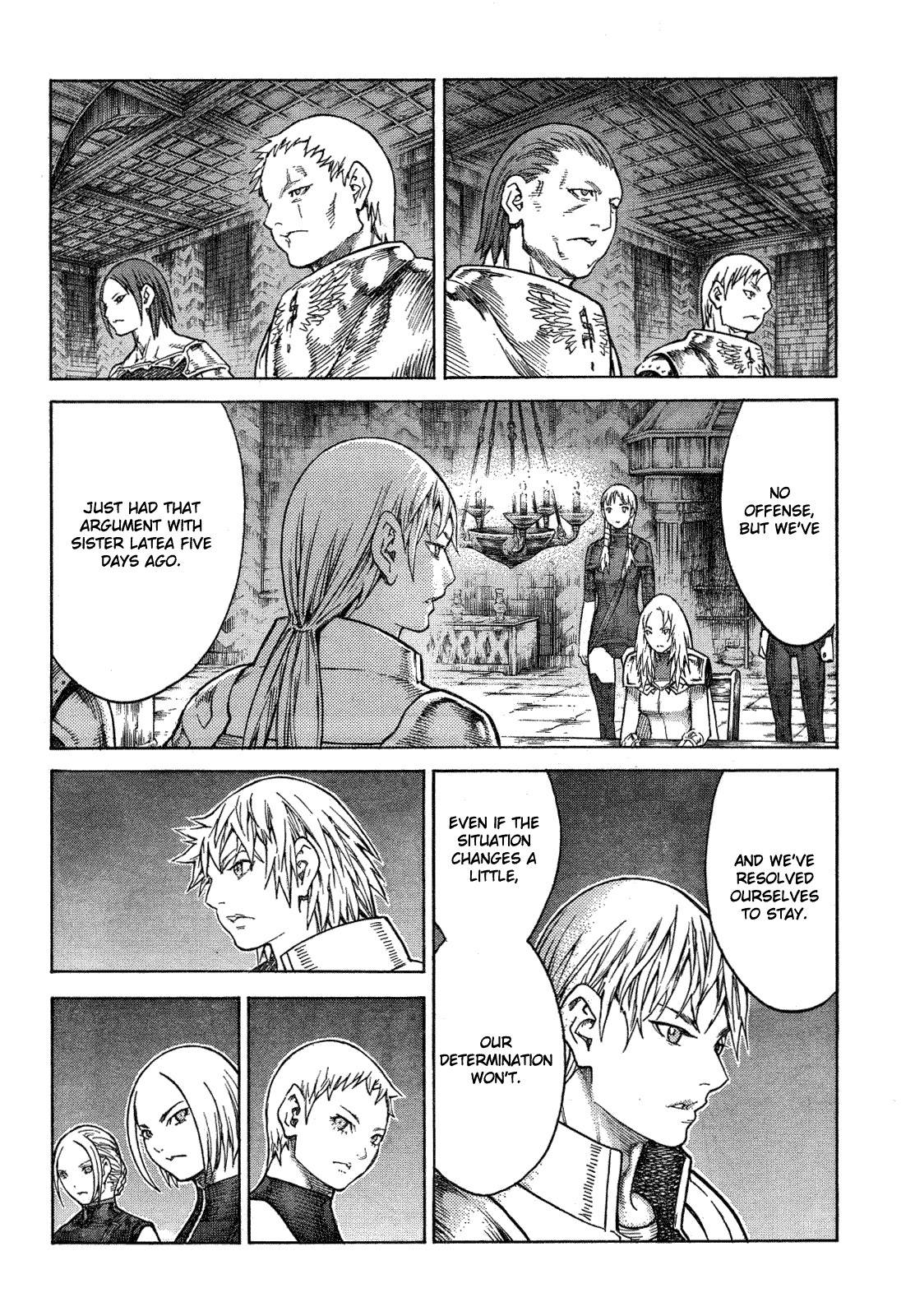Claymore, Chapter 128 image 024