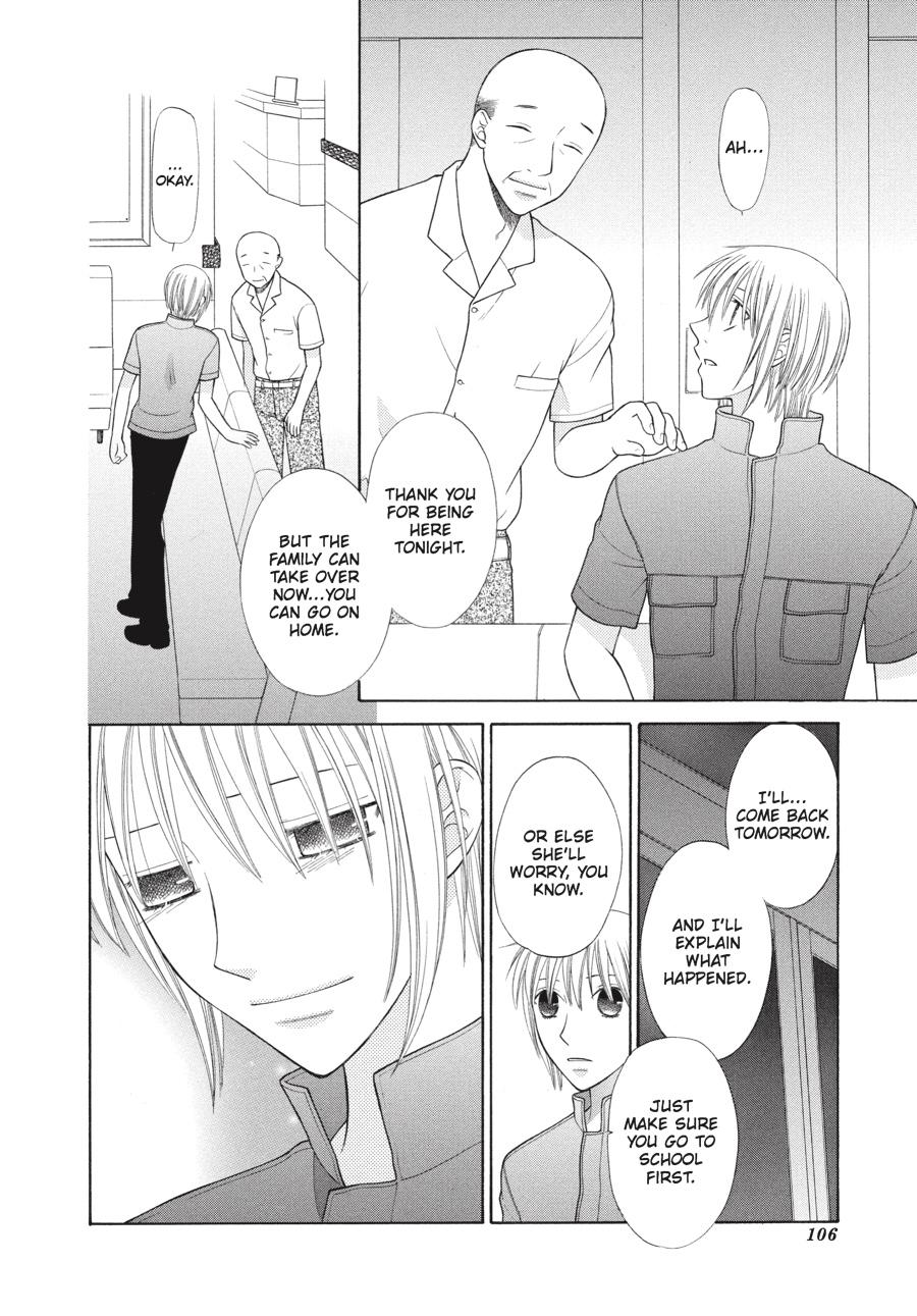 Fruits Basket, Chapter 123 image 004