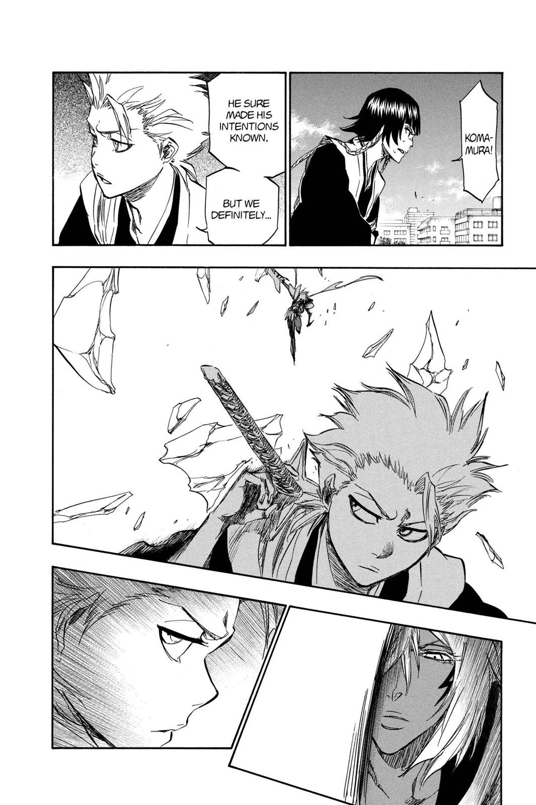 Bleach, Chapter 367 image 006