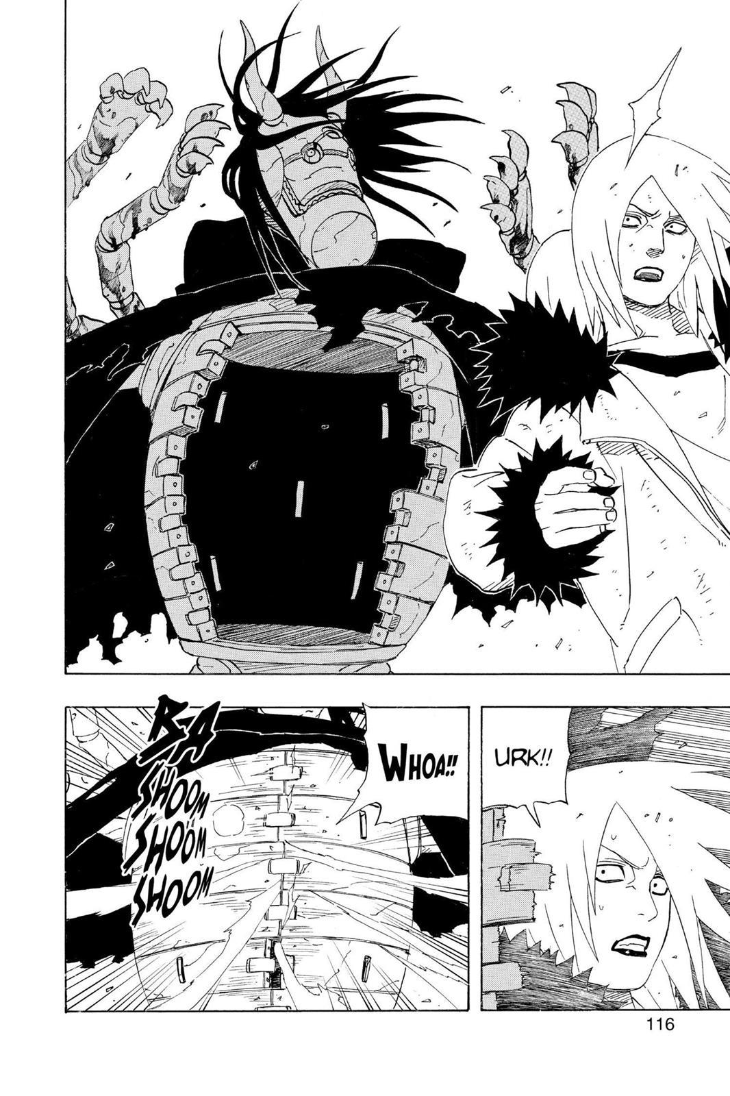 Naruto, Chapter 214 image 008