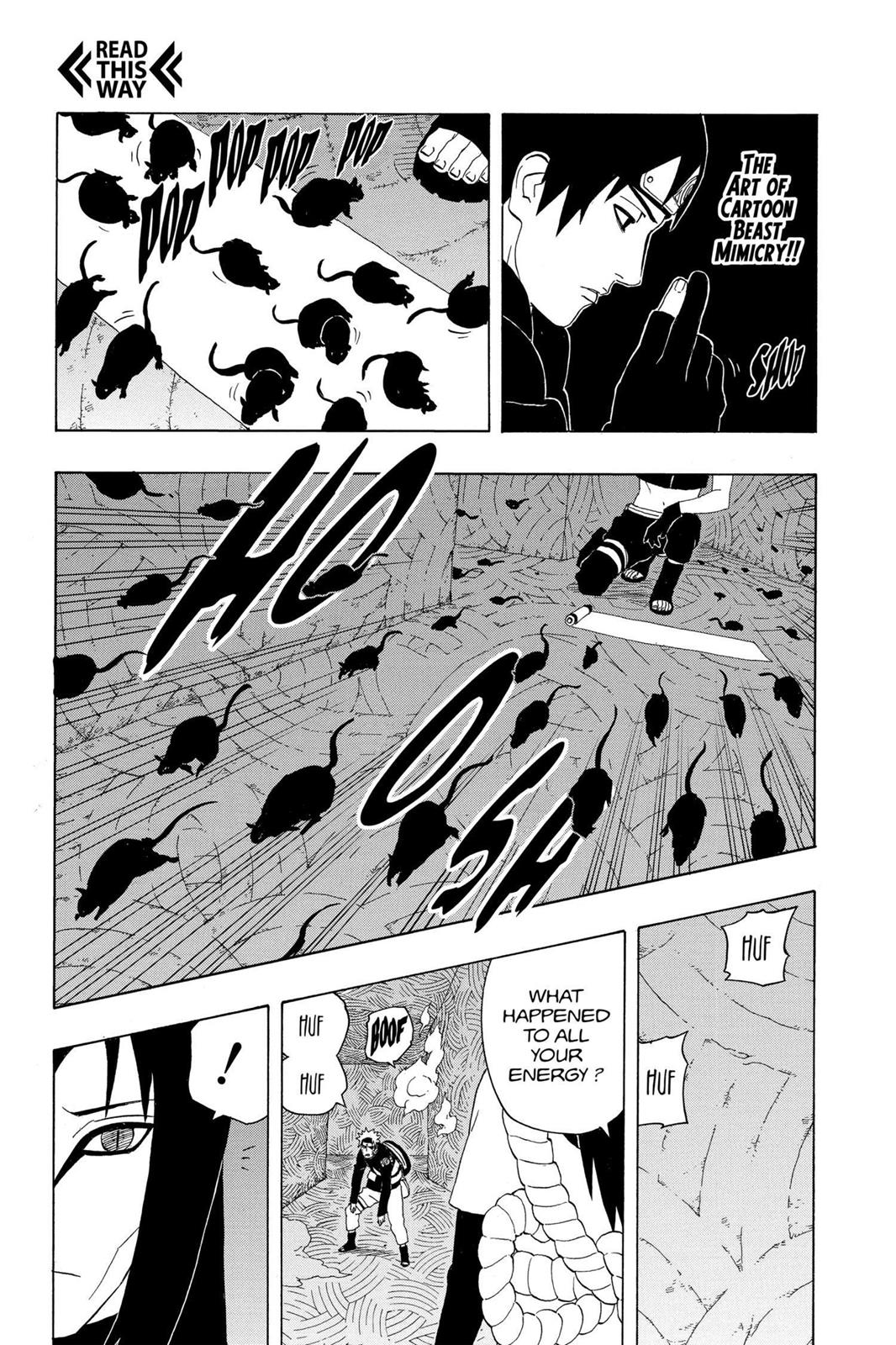 Naruto, Chapter 305 image 005