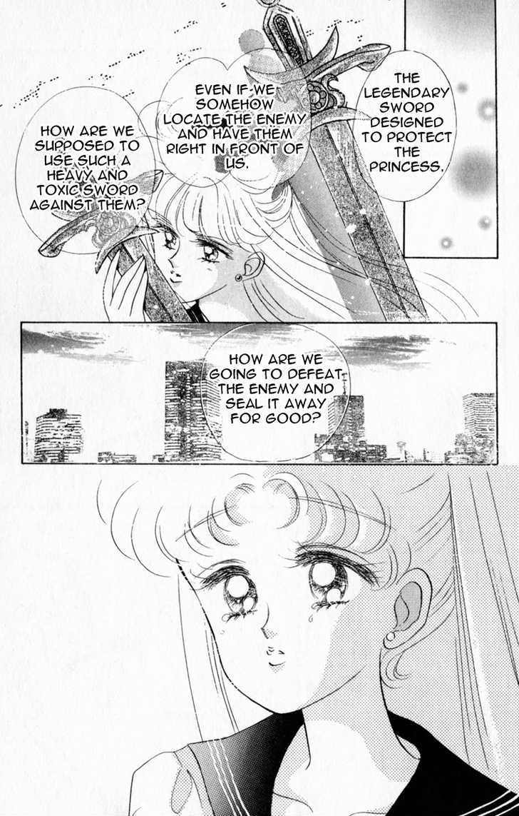 Sailor Moon, Cahpter 11 image 017