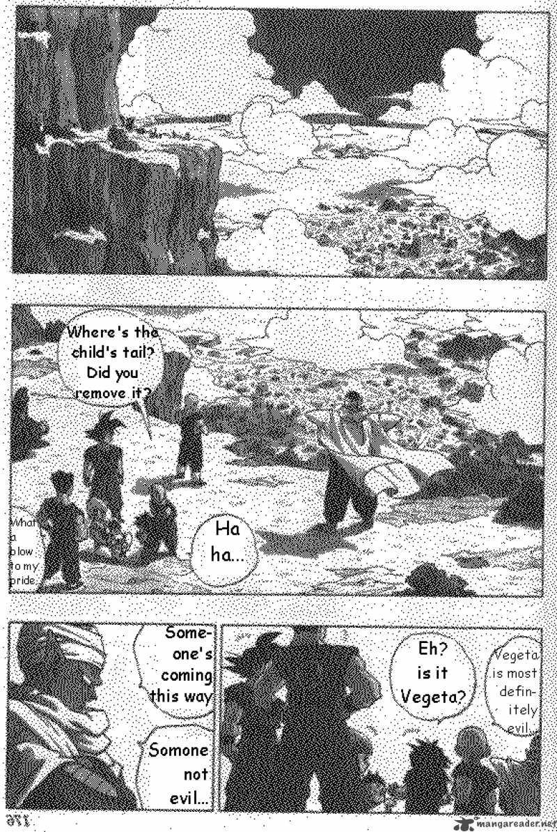 Dragon Ball, Chapter 337 image 009
