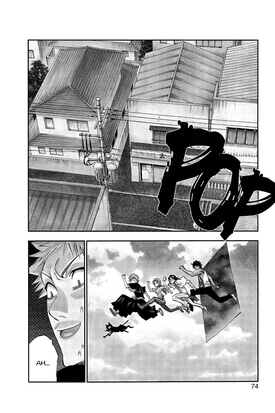 Bleach, Chapter 182 image 003
