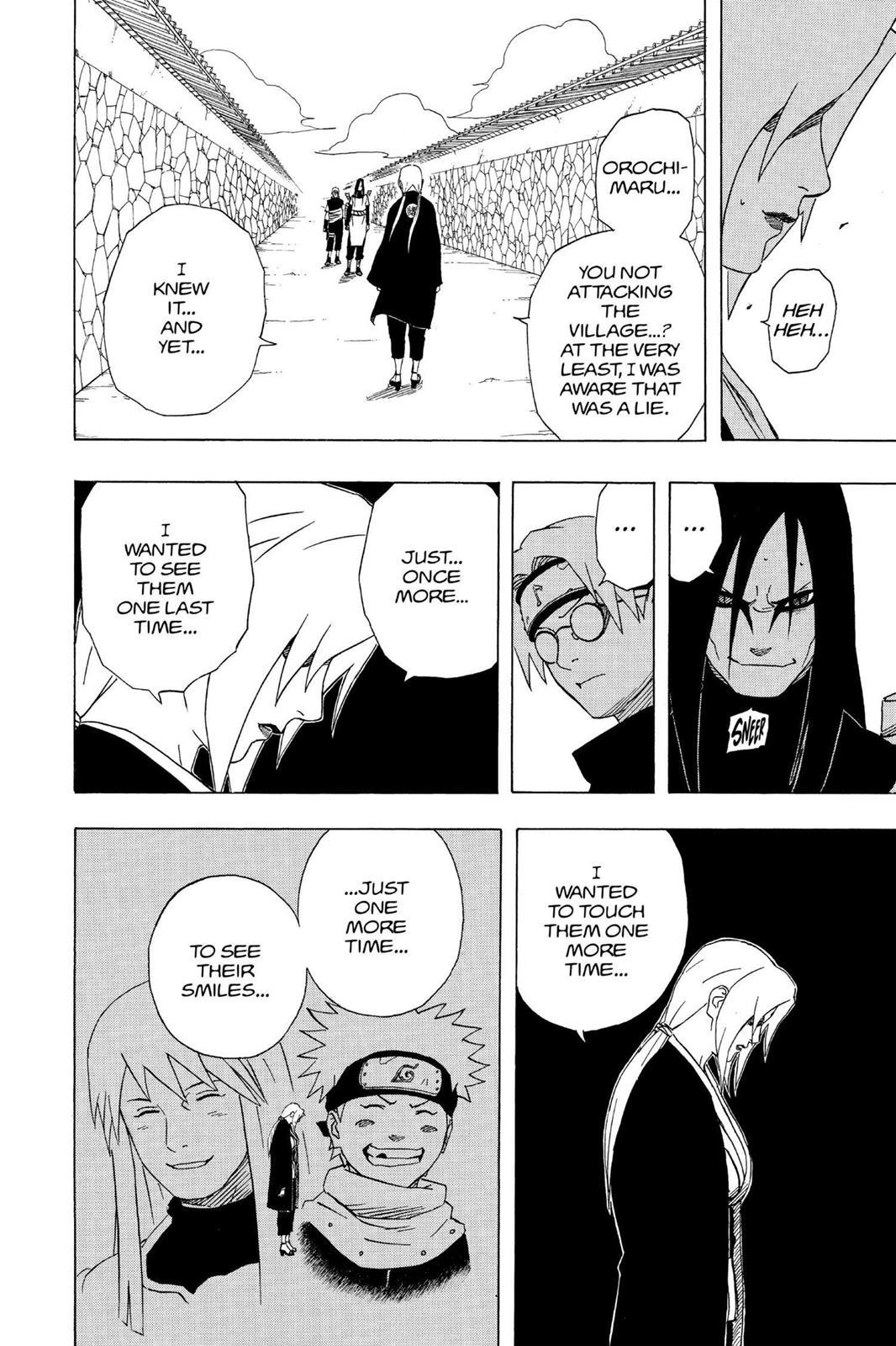 Naruto, Chapter 163 image 017