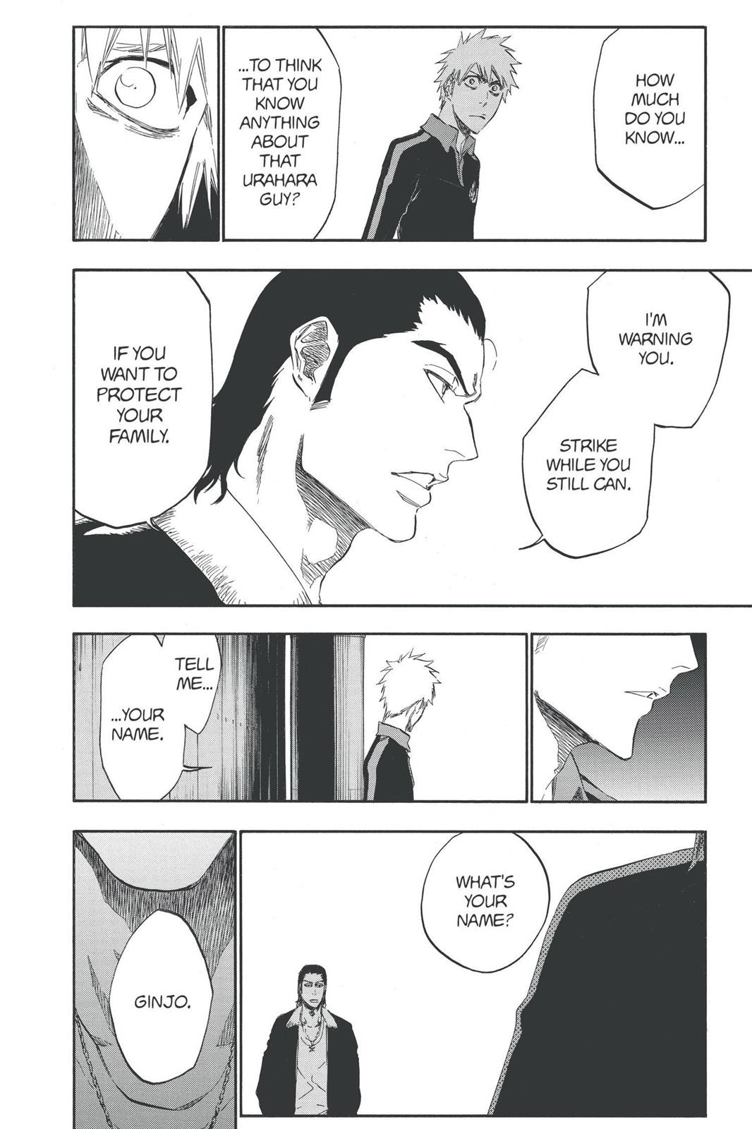 Bleach, Chapter 428 image 020