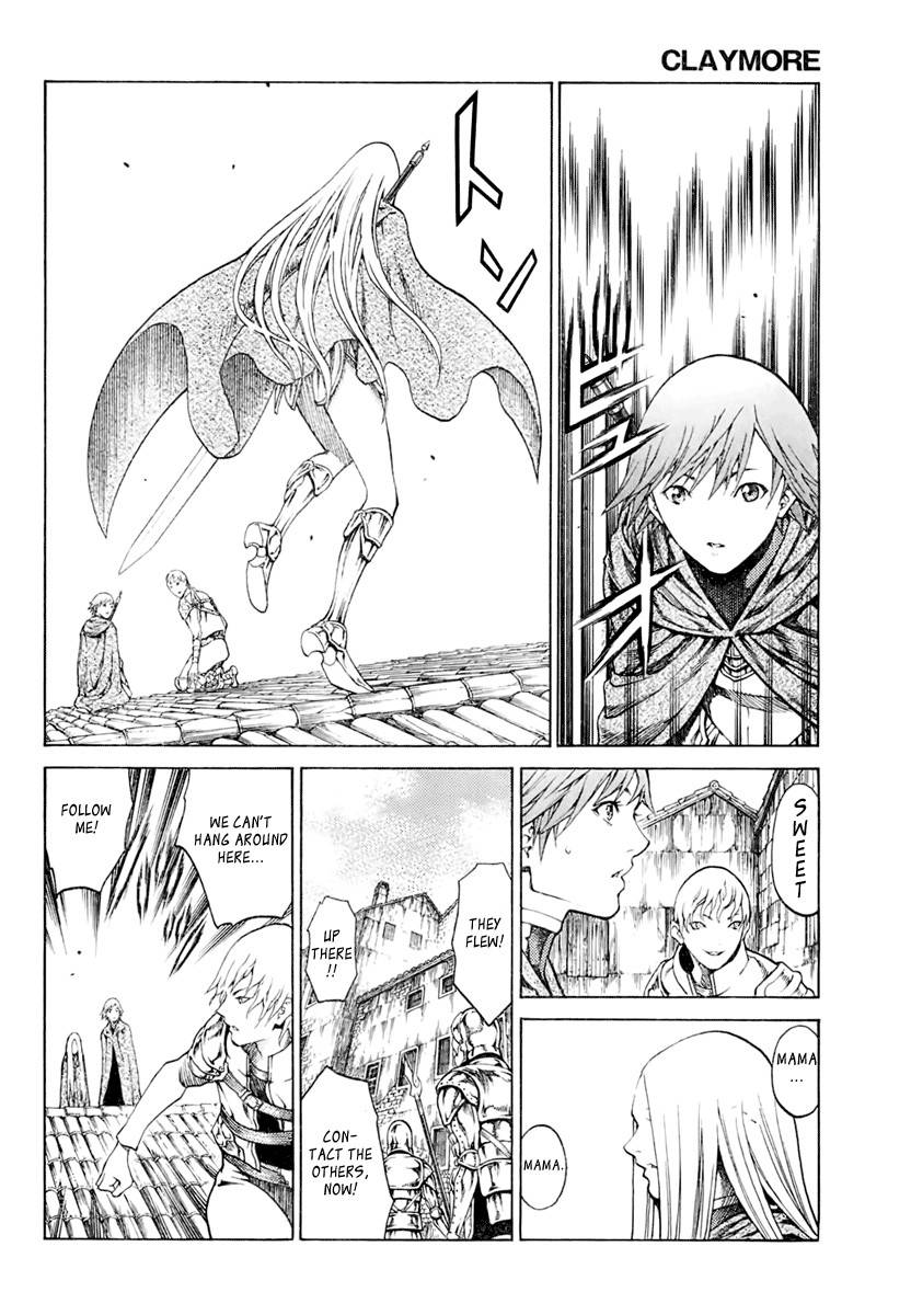 Claymore, Chapter 74 image 008