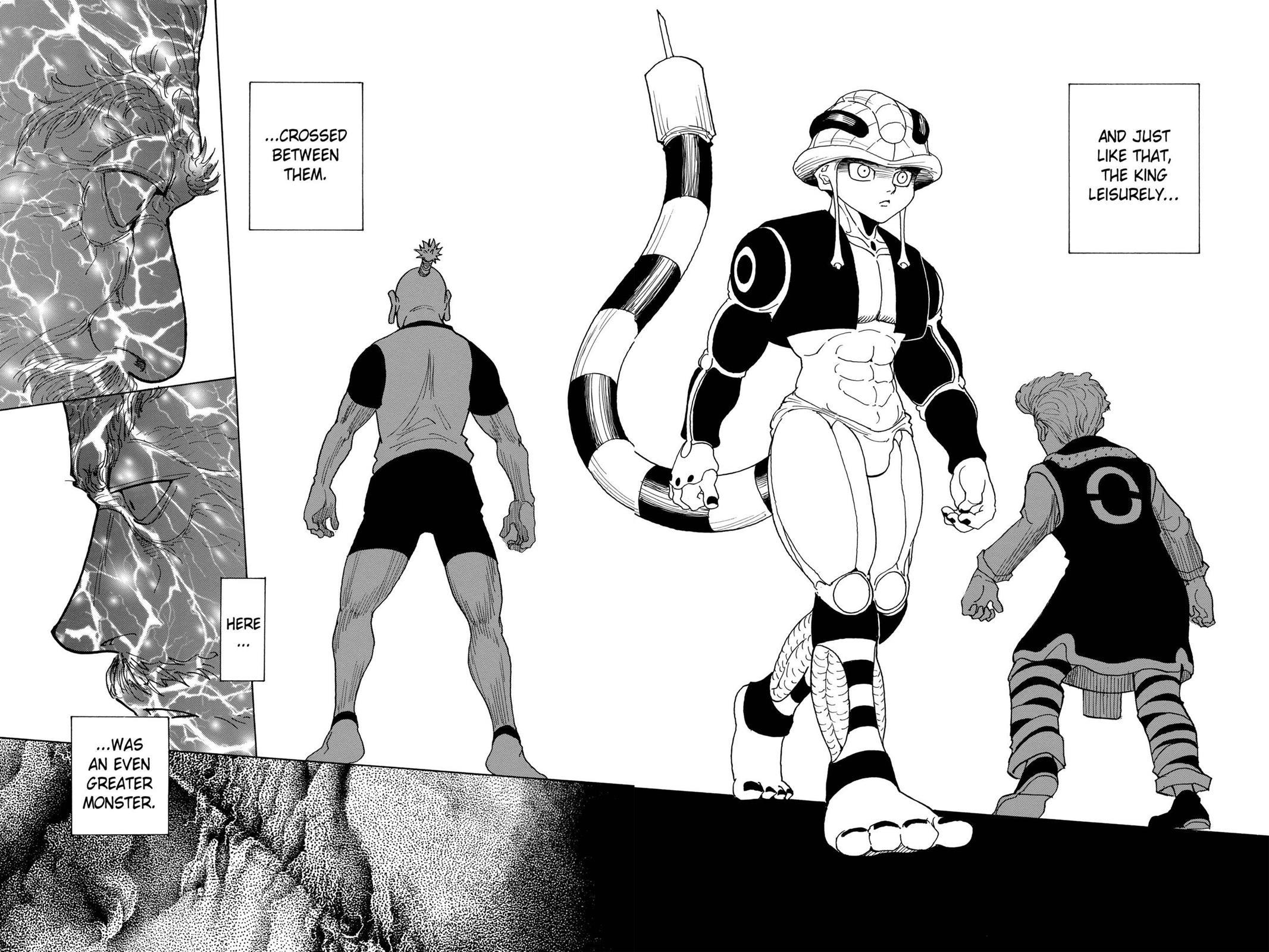 Hunter X Hunter, Chapter 268 image 010