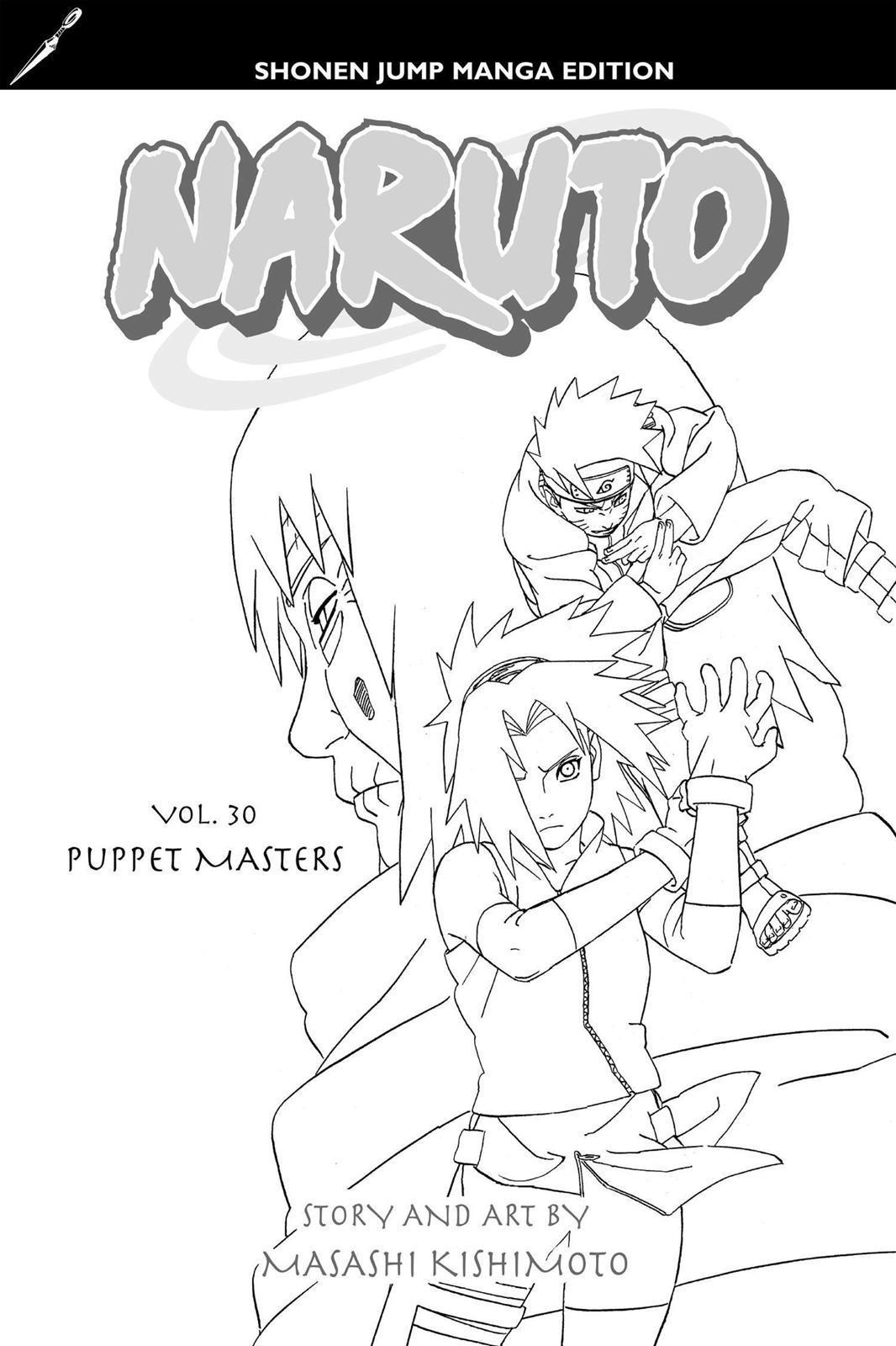 Naruto, Chapter 263 image 004