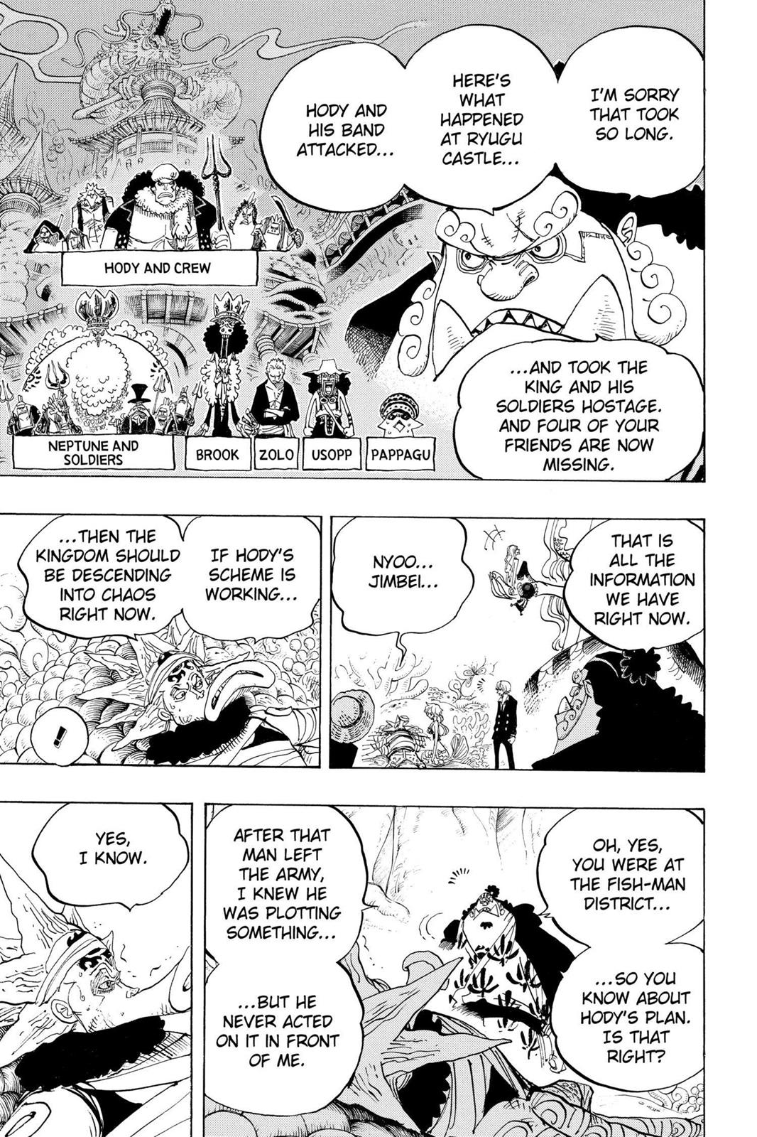 One Piece, Chapter 627 image 024