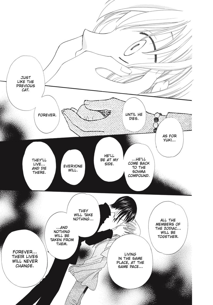 Fruits Basket, Chapter 64 image 029