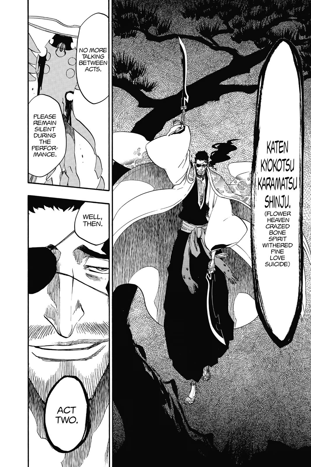 Bleach, Chapter 648 image 014