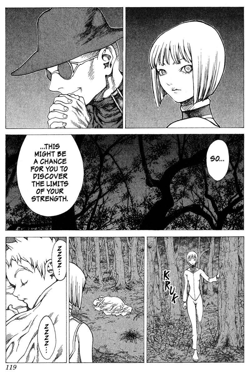 Claymore, Chapter 25 image 017