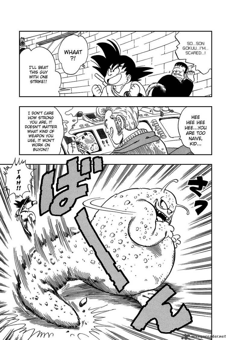 Dragon Ball, Chapter 64 image 006