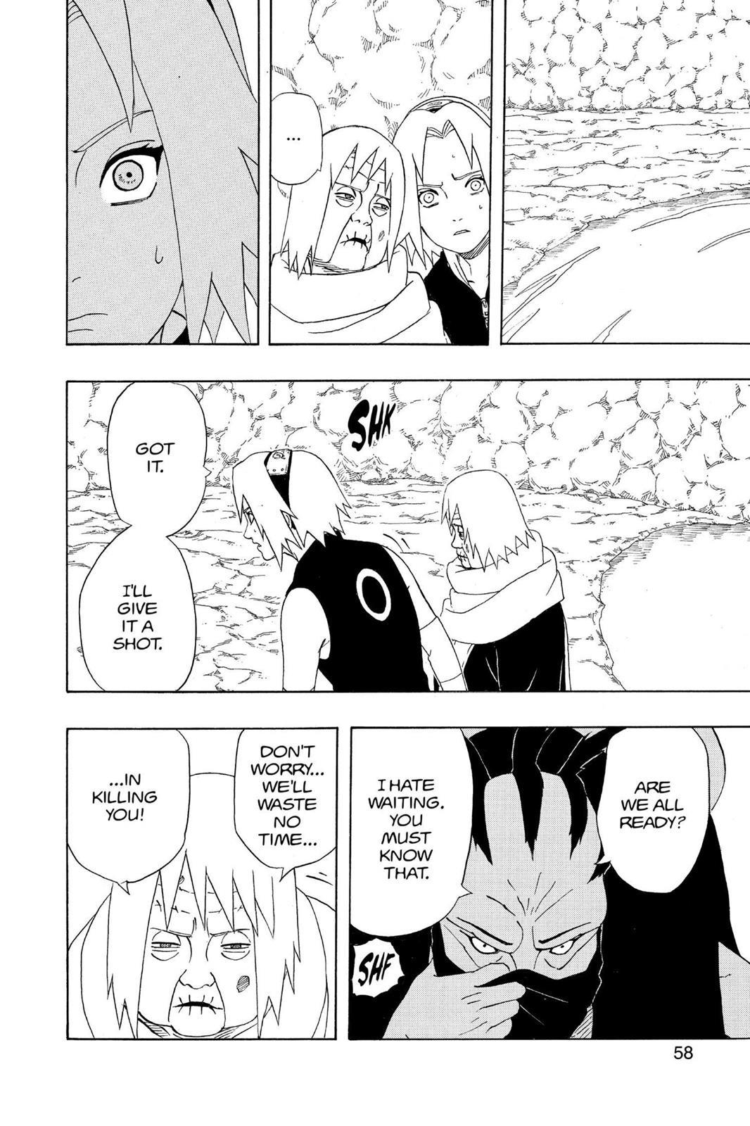 Naruto, Chapter 265 image 012