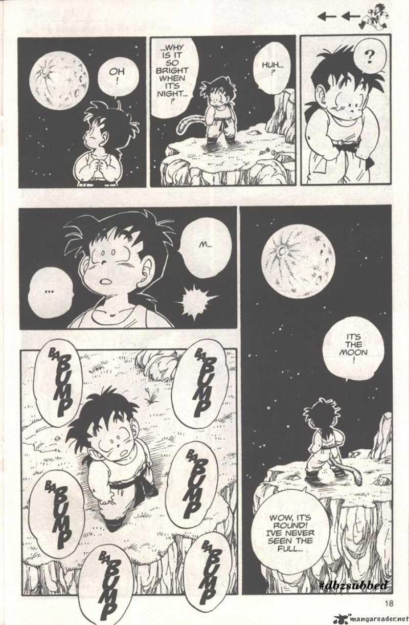 Dragon Ball, Chapter 208 image 003