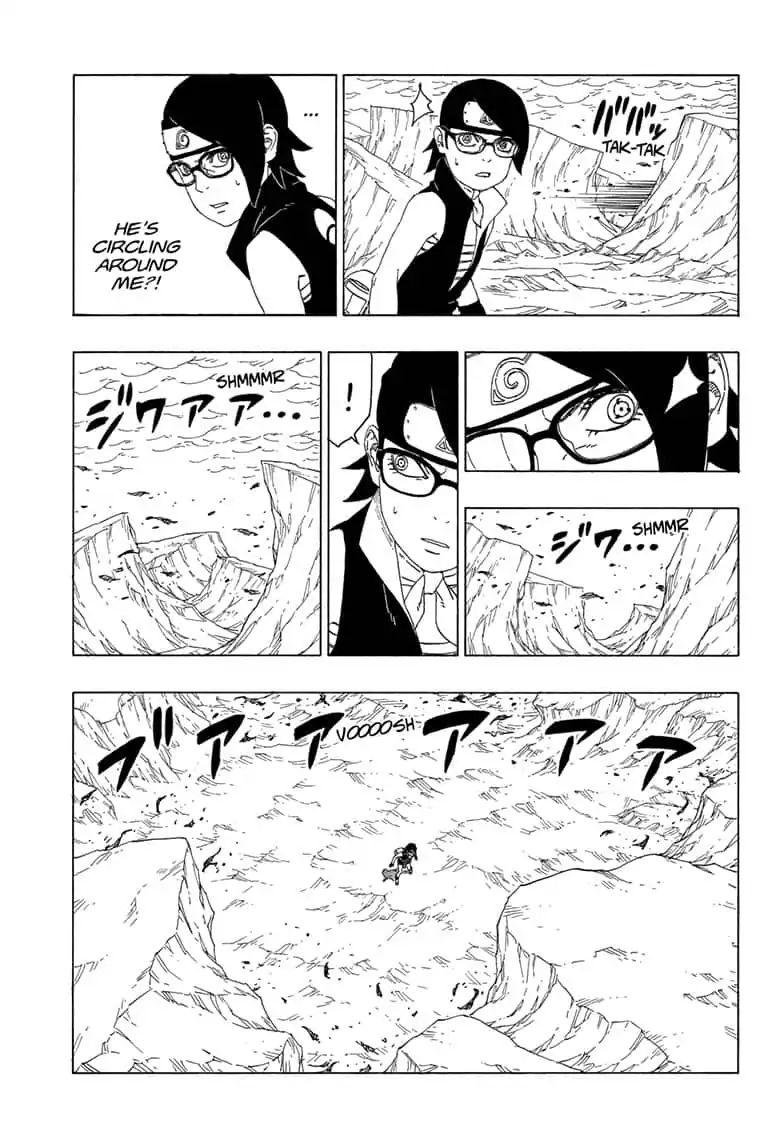 Boruto Manga, Chapter 41 image 019