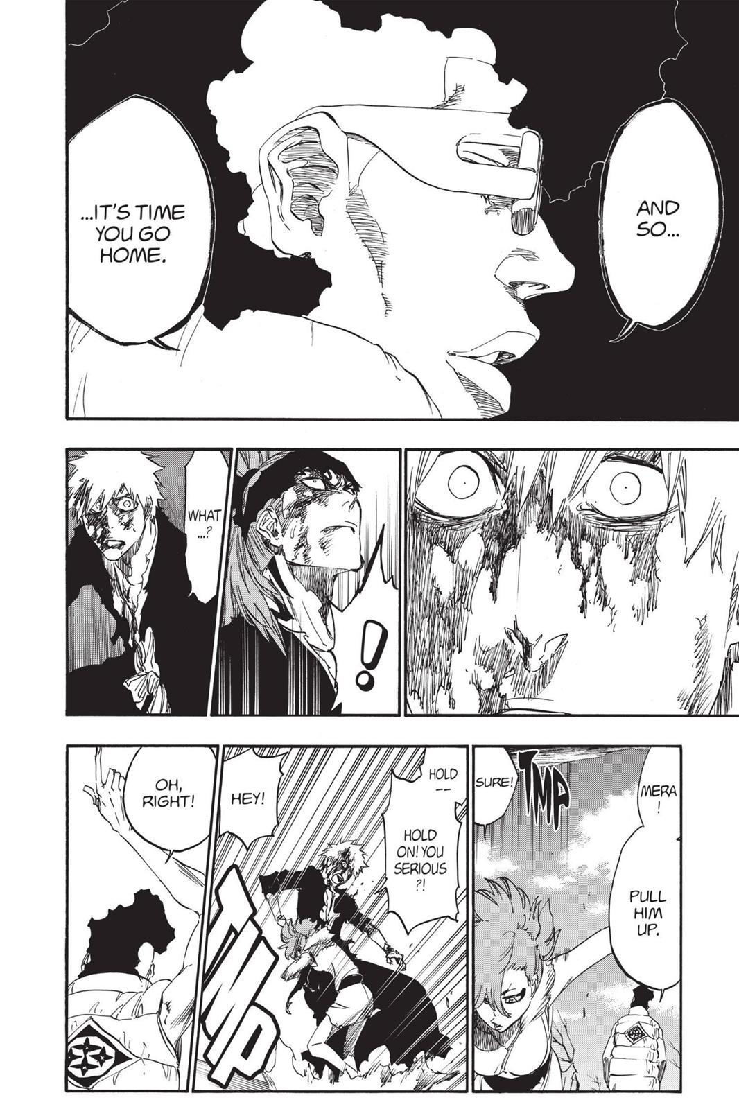 Bleach, Chapter 527 image 016
