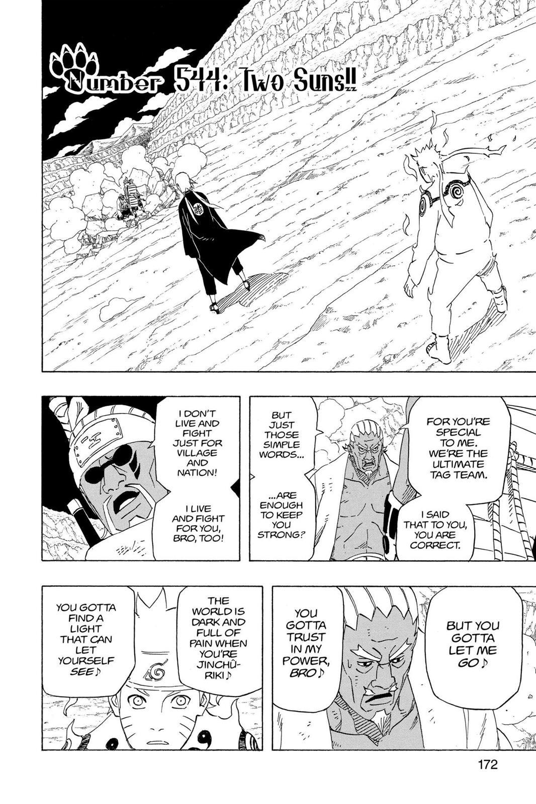 Naruto, Chapter 544 image 002