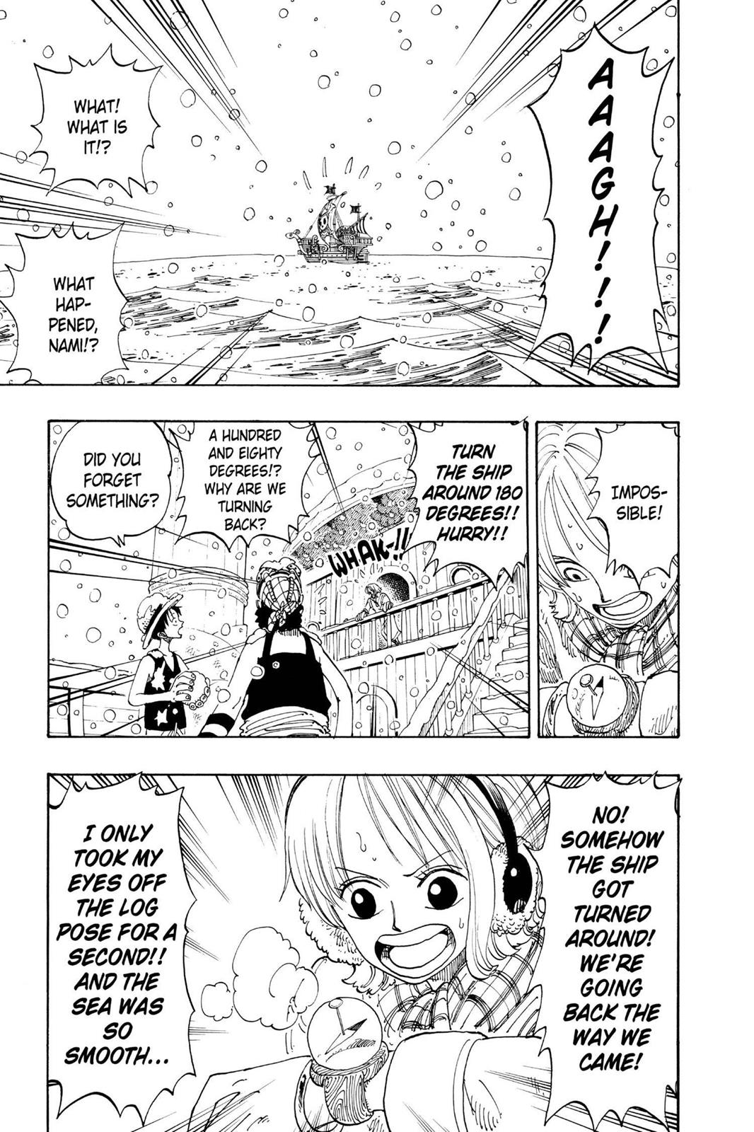 One Piece, Chapter 106 image 005