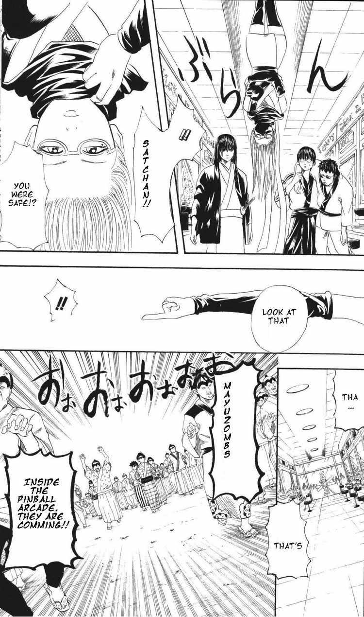 Gintama Chapter, 133 image 013