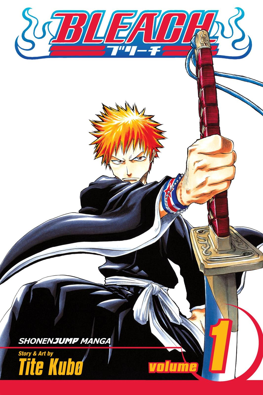 Bleach, Chapter 1 image 001