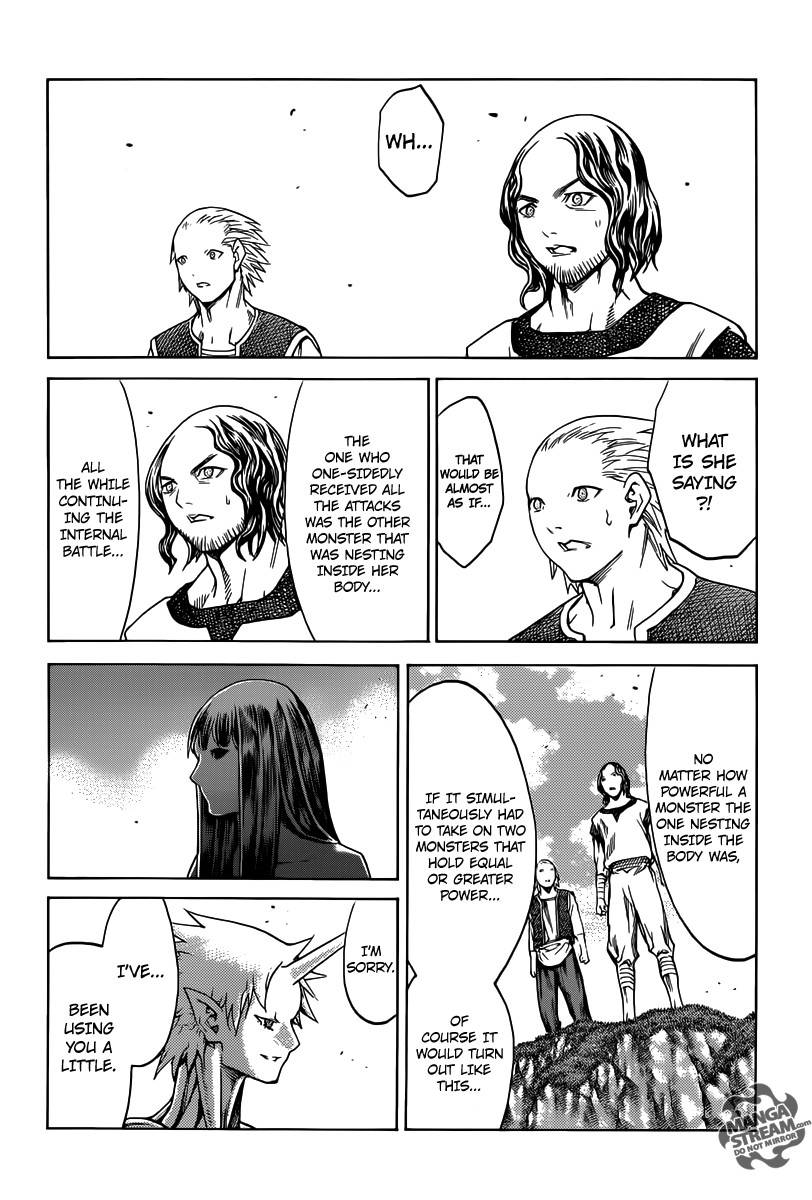 Claymore, Chapter 135 image 024