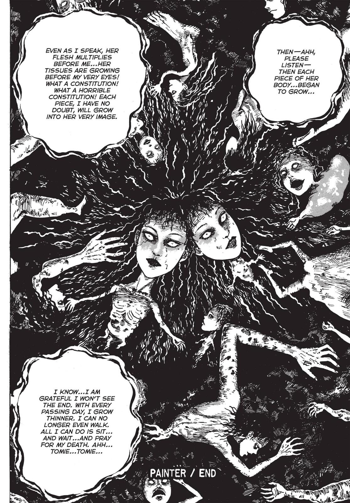 Tomie, Chapter 9 image 040