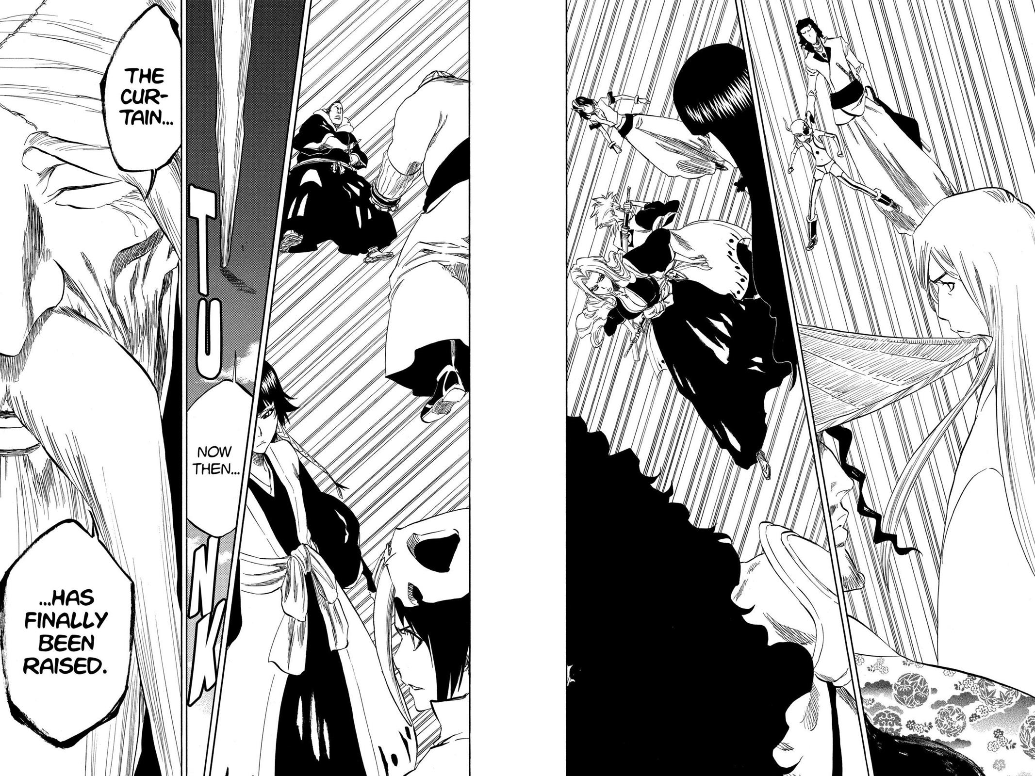 Bleach, Chapter 328 image 021