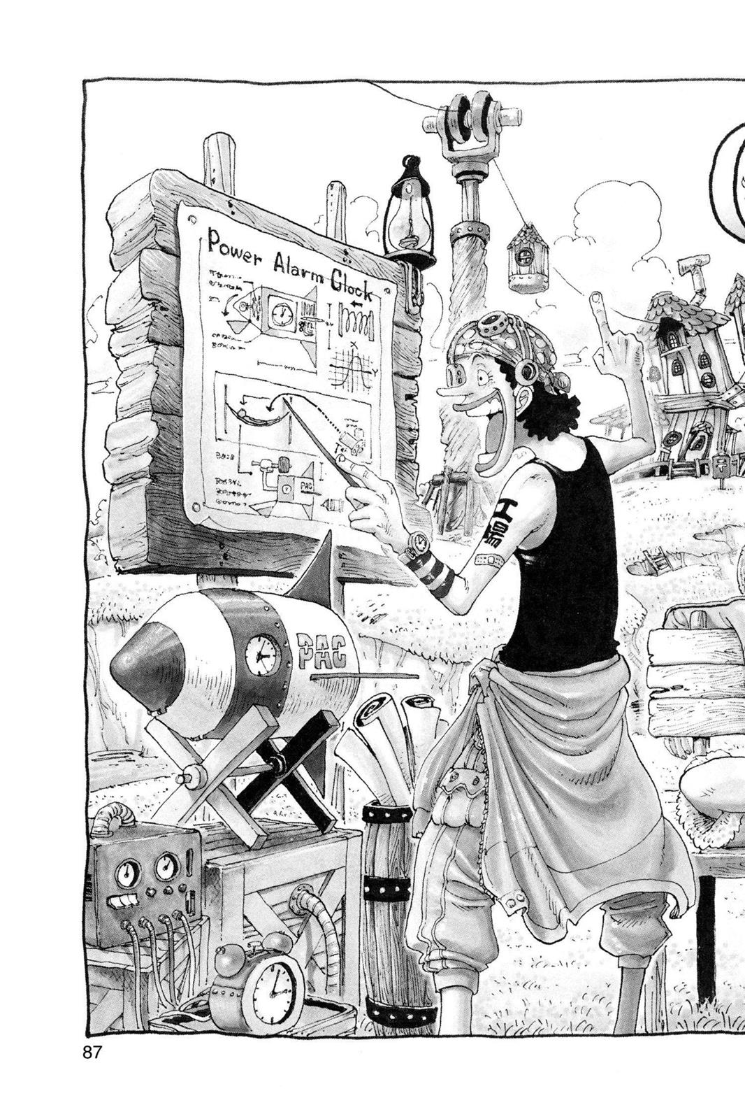One Piece, Chapter 221 image 002