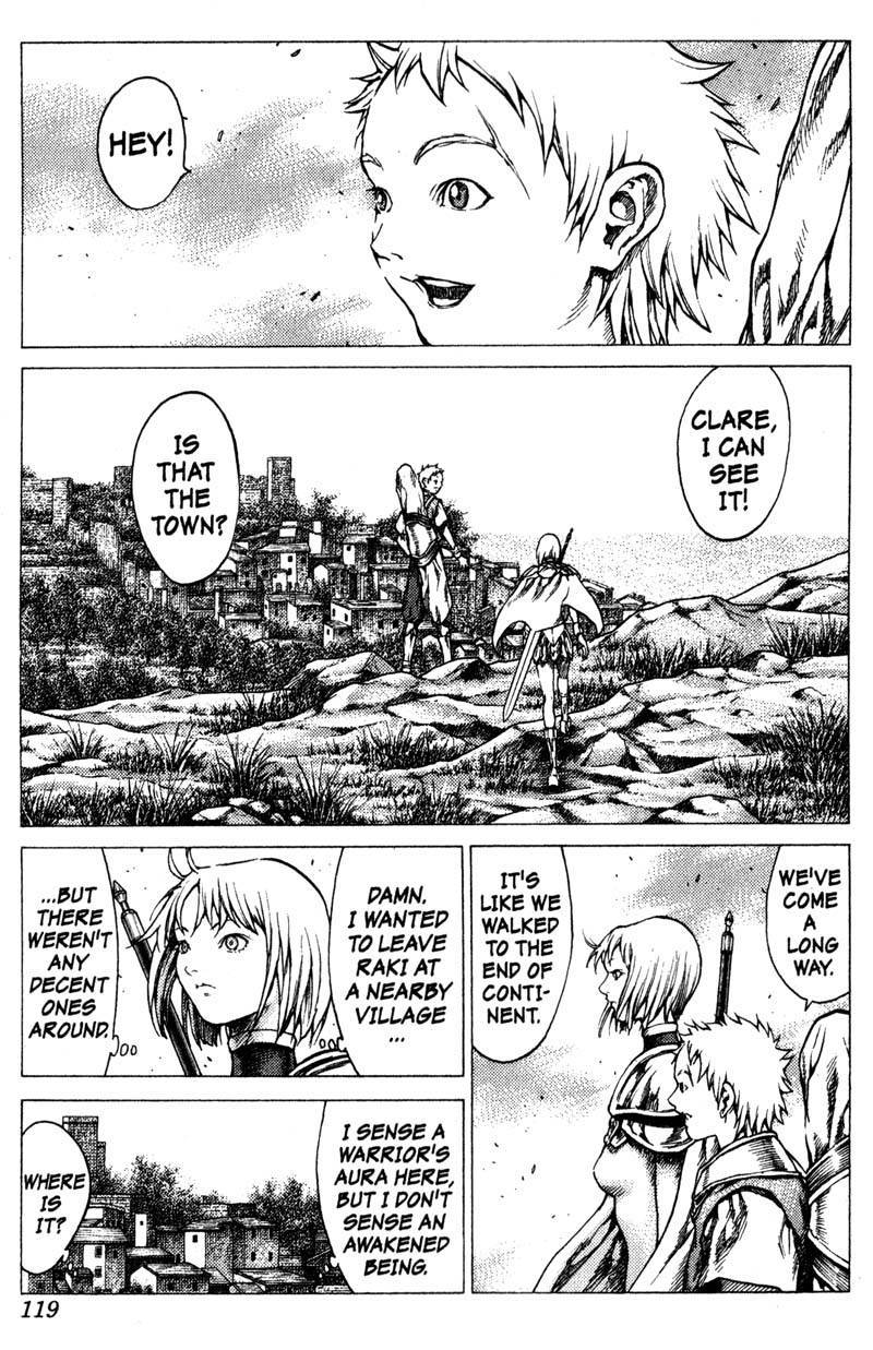 Claymore, Chapter 31 image 016