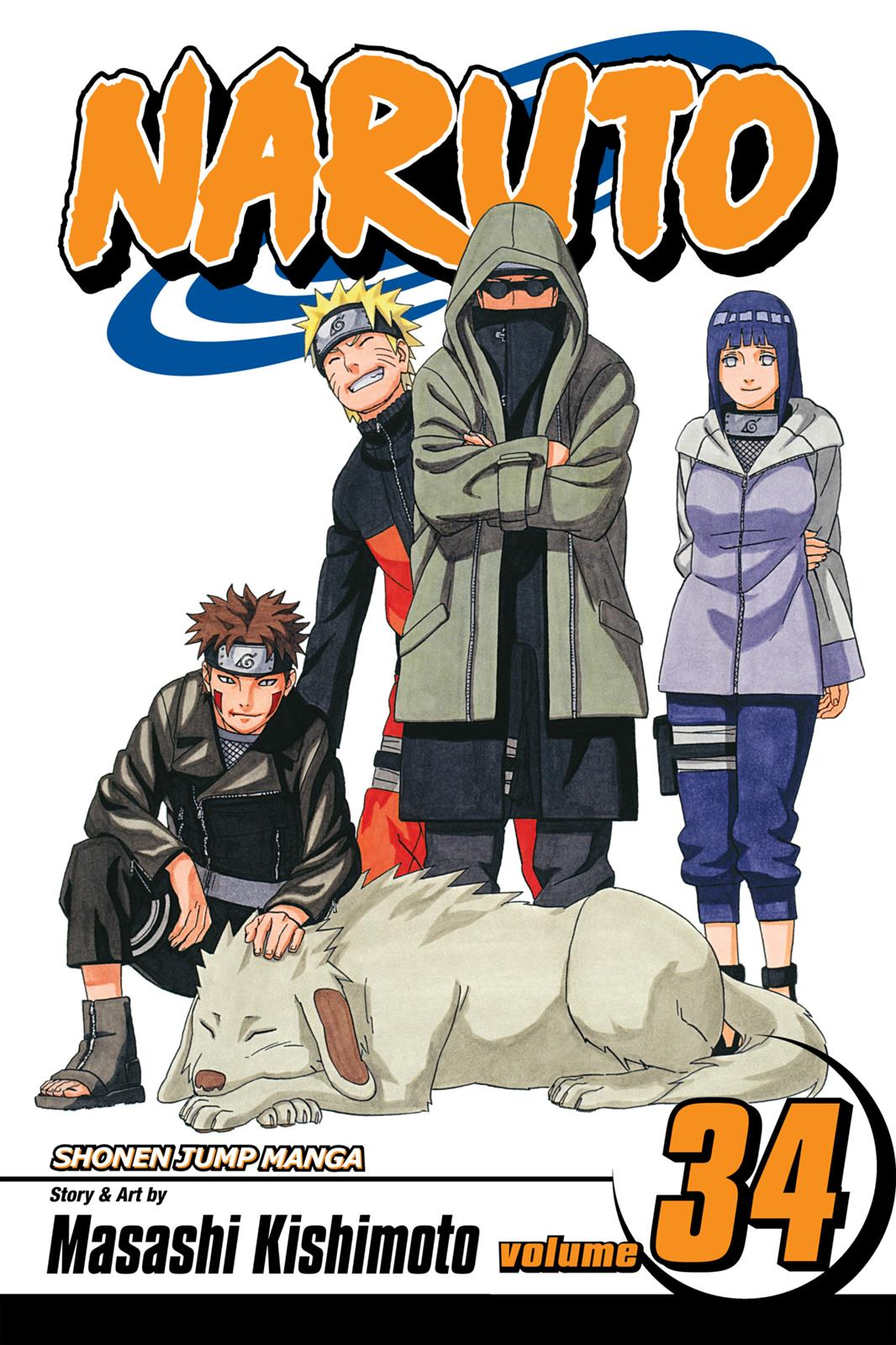 Naruto, Chapter 300 image 001
