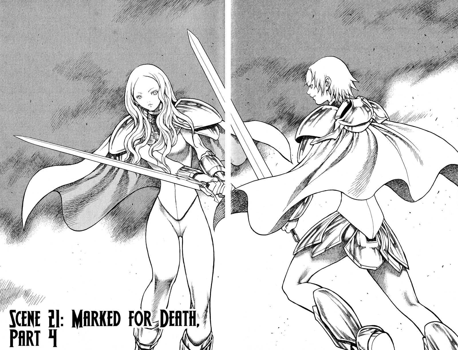 Claymore, Chapter 21 image 002