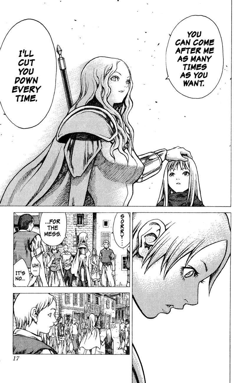 Claymore, Chapter 22 image 017