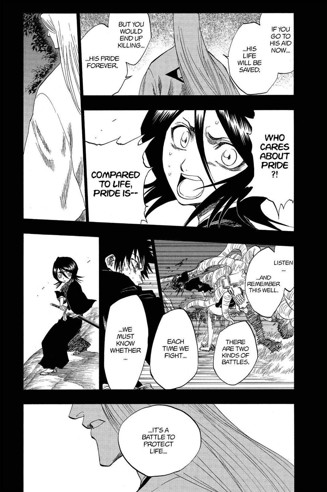 Bleach, Chapter 135 image 013