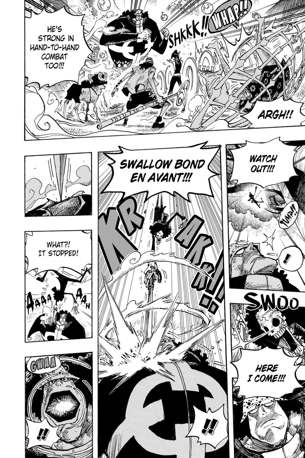 One Piece, Chapter 510 image 012