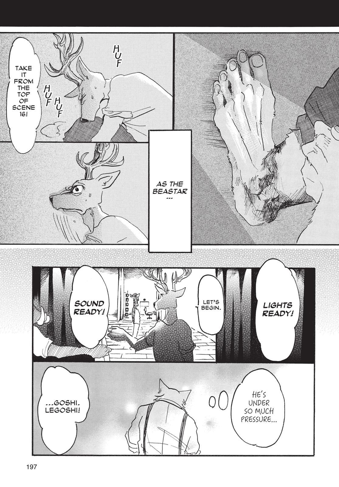 Beastars Manga, Chapter 7 image 015