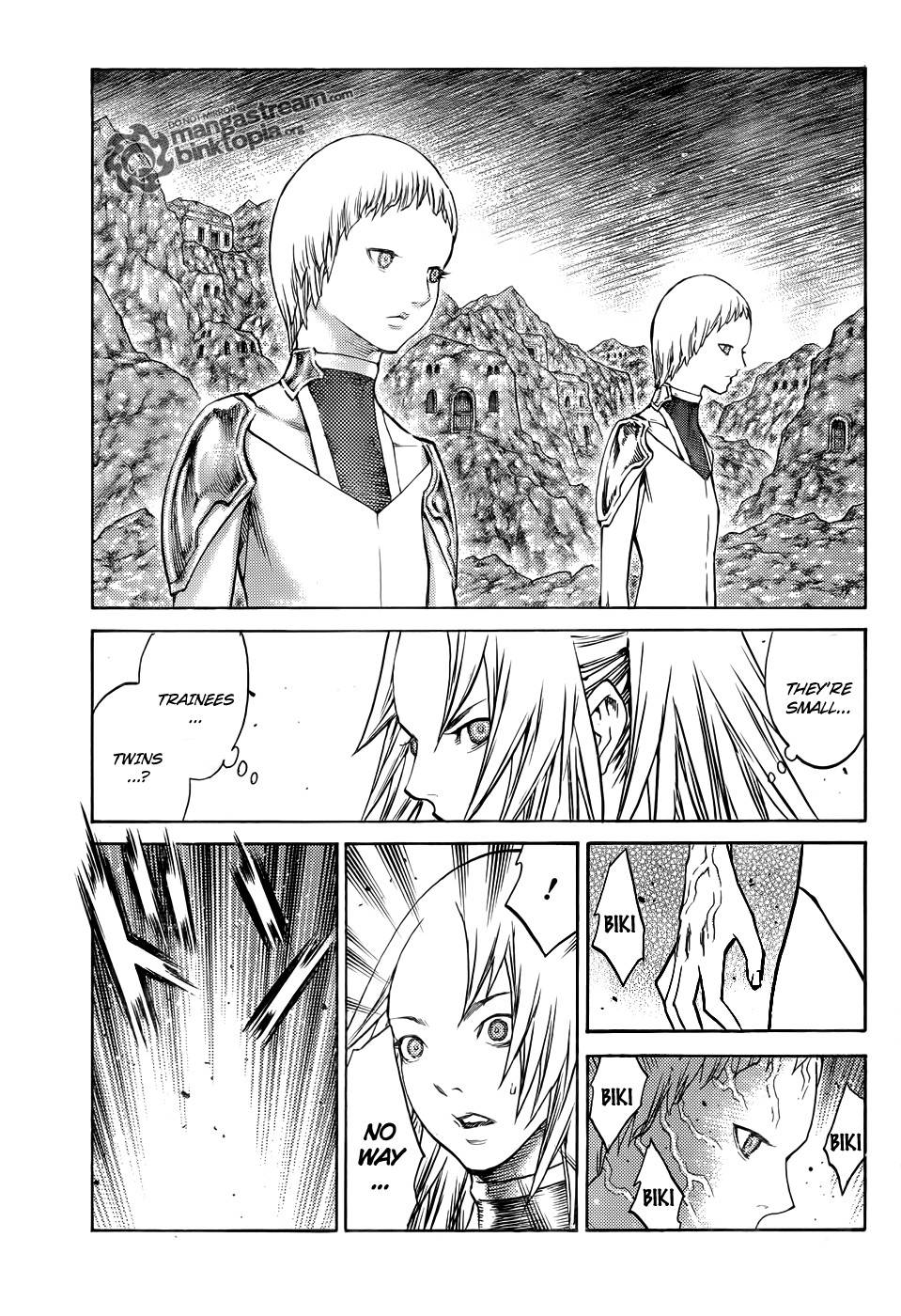 Claymore, Chapter 106 image 024