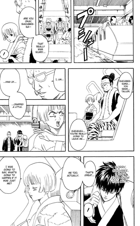 Gintama Chapter, 65 image 012