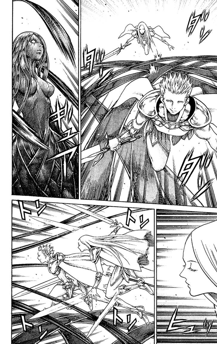 Claymore, Chapter 69 image 026