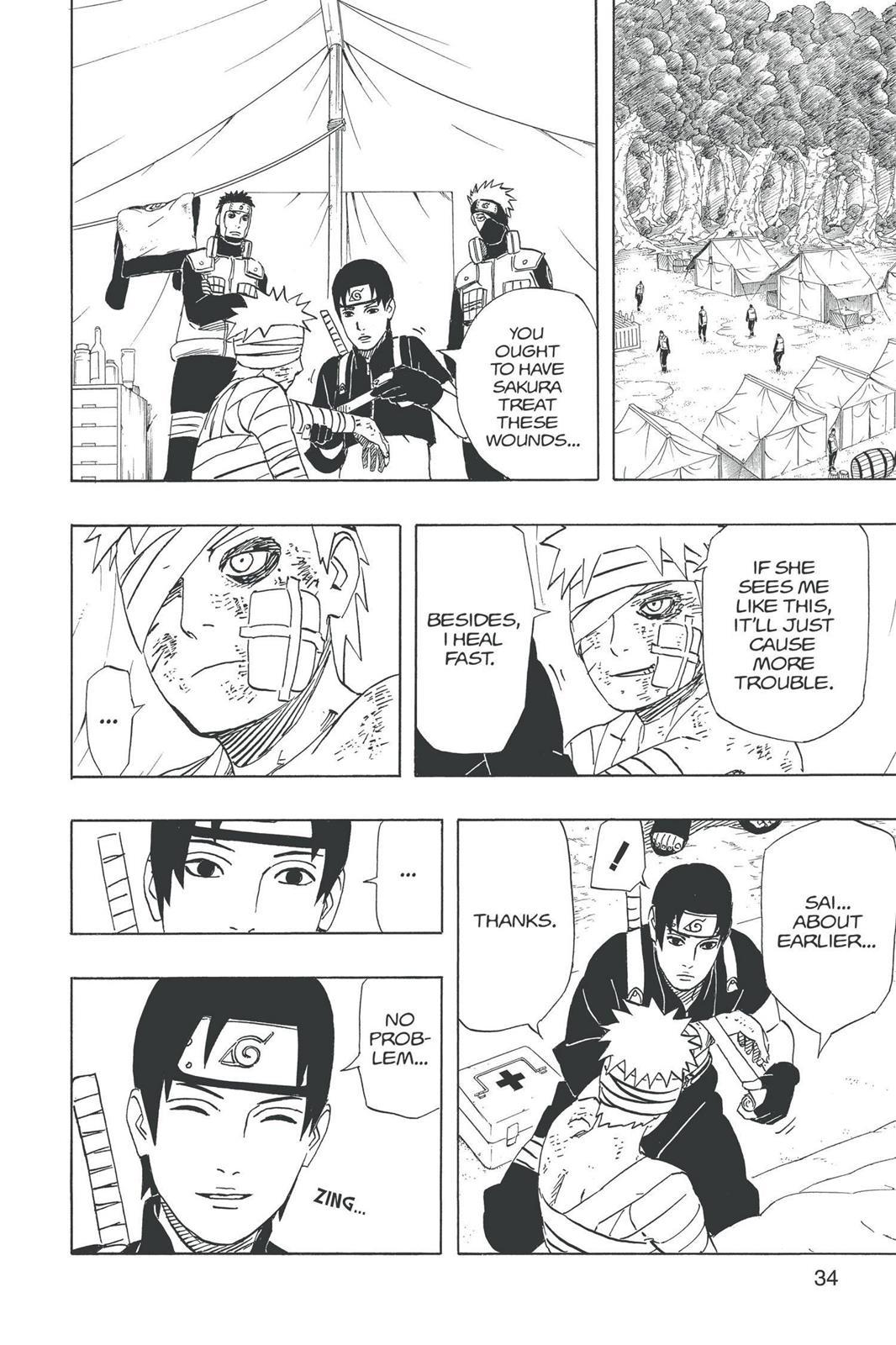 Naruto, Chapter 455 image 010