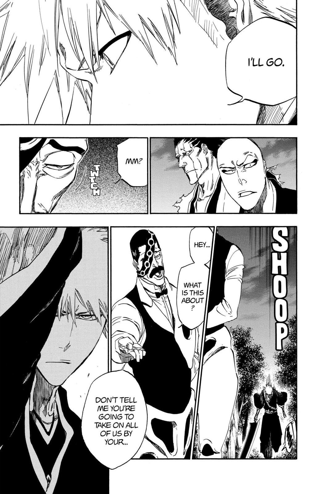Bleach, Chapter 463 image 006