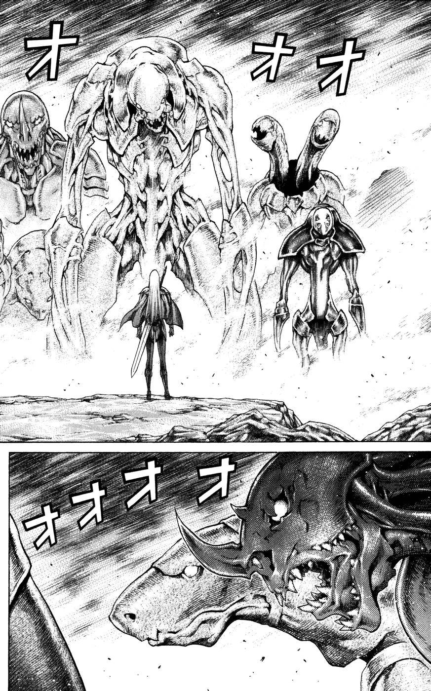 Claymore, Chapter 62 image 008